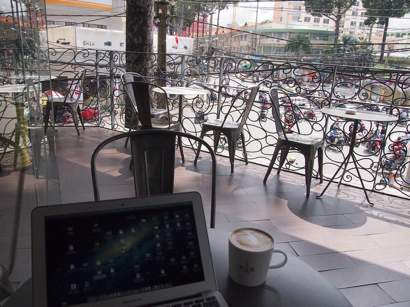 Paris Baguette Cafe: Ho Chi Minh City