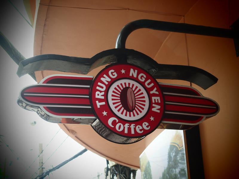 Trung Nguyen Coffee: Ho Chi Minh City