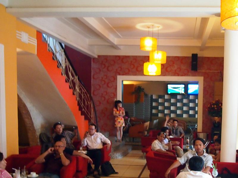 Coffee Viva: Ho Chi Minh City