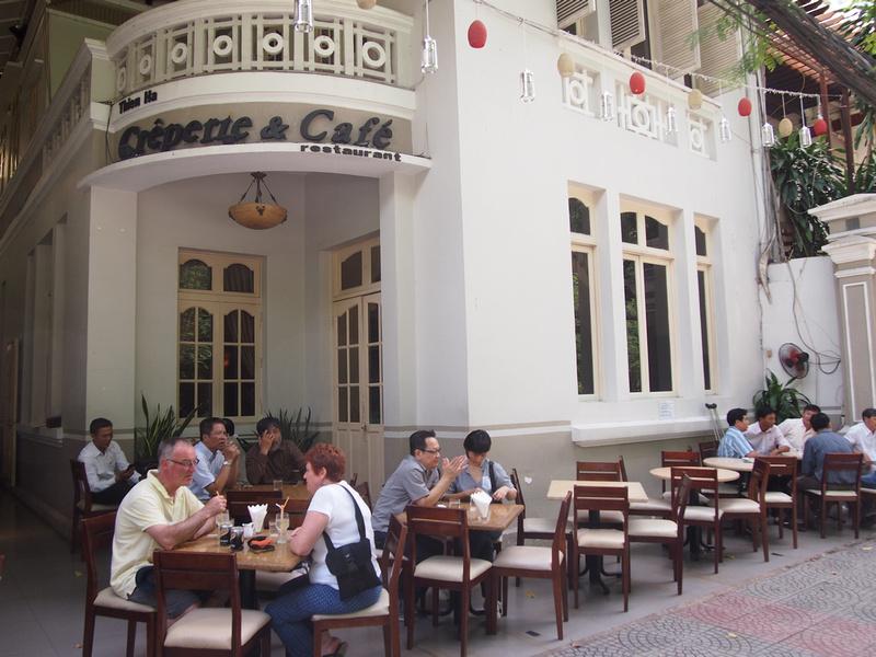 Creperie & Cafe: Ho Chi Minh City