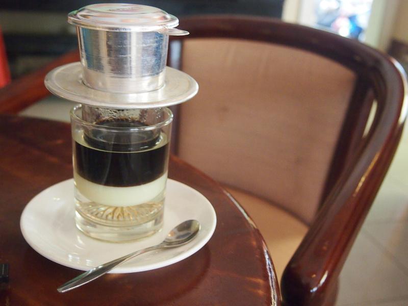 Cafe Evo: Ho Chi Minh City