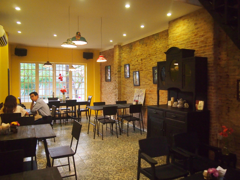 Magonn - The Cafe: Ho Chi Minh City