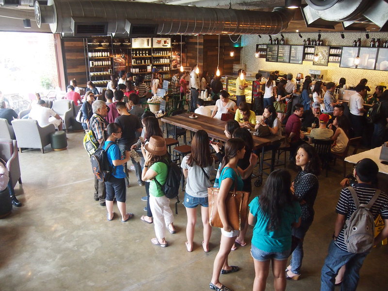 Starbucks: Ho Chi Minh City